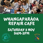 HBC Zero Waste Repair Cafe