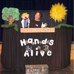 Boredom Busters: Free Puppet Show